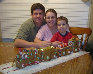 Osborne Gingerbread Train Project