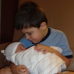 Caden and Levi